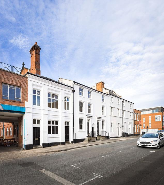 3 Bedrooms Town House for sale in Camden Street, Birmingham
